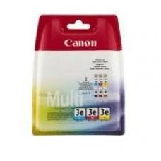 INK CARTRIDGE COLOR BCI-3E/MULTIPACK 4480A265 CANON